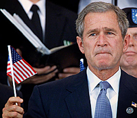 Iraqis skeptic about Bush's new strategy