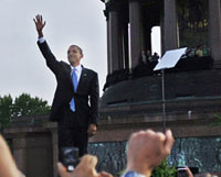 Europe, beware: Obama speaks with two tongues