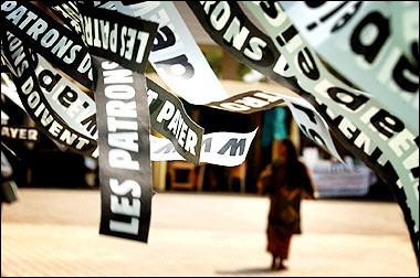 World Social Forum in Bamako, Mali. Photo by AFP