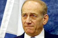 Israel's Ehud Olmert stays absolutely calm to his prostate cancer news