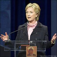 Hillary Clinton to Visit India This Week