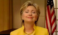Anti-Clinton video becomes hugely popular on the Internet in only two weeks