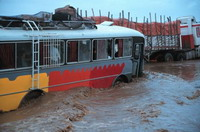 Devastating rains across northern Tunisia leave victims