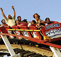 New York's Cyclone roller coaster marks 80th anniversary
