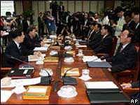 Two Koreas to resume high-level talks this month after NKorean nuclear deal