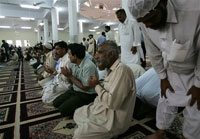 Pakistan tightens security ahead of reopening embattled radical mosque
