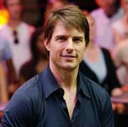 Tom Cruise says his father was