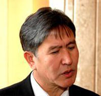 Kyrgyzstan Prime Minister relieved of duty
