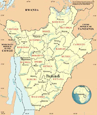 3 people killed by police during World Cup celebration in Burundi