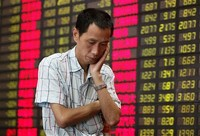Chinese Shares Rise Monday