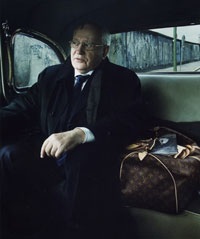 Gorbachev's Louis Vuitton Campaign: Best of the Decade