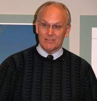 Senator Larry Craig disgraced internationally with his gay men's room story