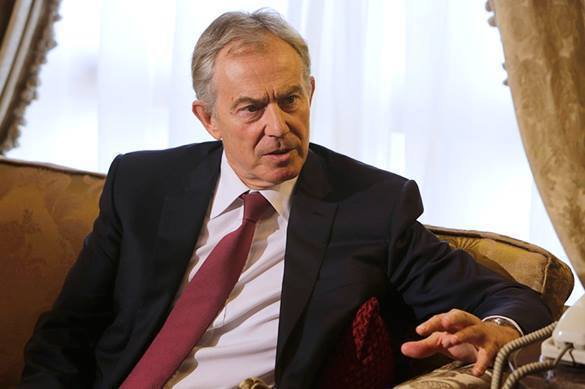 Iraq - Did Tony Blair's Regime Order Legal Advice of Illegality