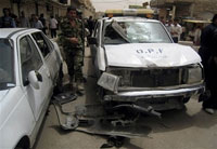 Bomb kills at least 15 in Iraq's Kirkuk