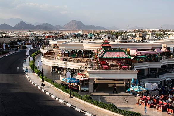 Egypt's Sharm el-Sheikh turns into ghost town as many Russians stay home. 57731.jpeg