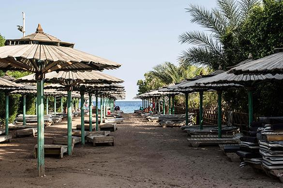 Egypt's Sharm el-Sheikh turns into ghost town as many Russians stay home. 57732.jpeg