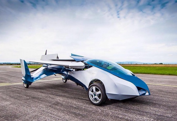 First-ever flying car to be unveiled to the world in the summer of 2017. 59732.jpeg