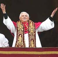 Pope Benedict XVI to meet with Israel's Shimon Peres