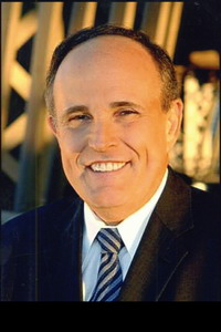 Republican Rudy Giuliani supports abortion
