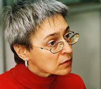 Two suspects in Politkovskaya killing released