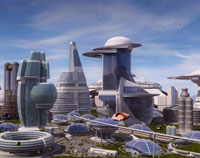 Russia in 2060: Annoying Aliens and Air Traffic Jams