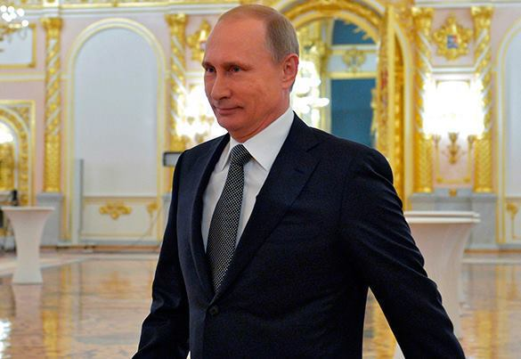 Putin has absolutely no competitors inside Russia. Putin's popularity in Russia