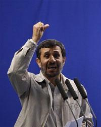 Iran's Ahmadinejad Proud of Angering World's Professional Killers