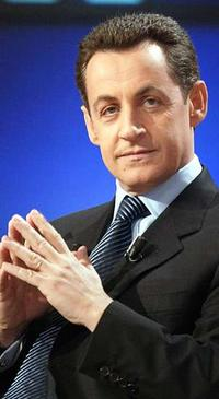Rice discusses global warming, Iran, Afghanistan with Sarkozy