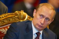 Russia's Putin swipes at U.S. after summit of Asian states