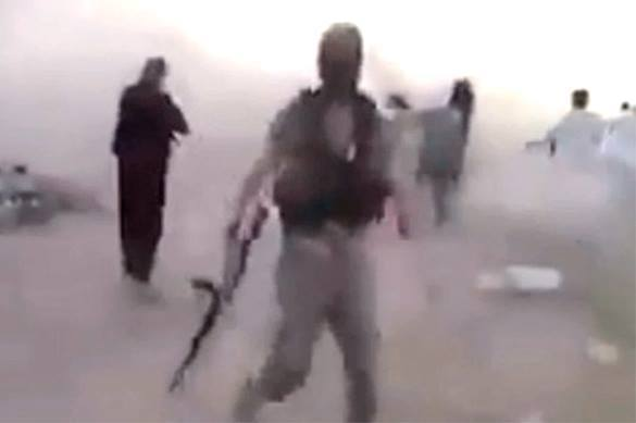Blood-chilling video of ISIS militants executing children shocks the world. ISIS execution video