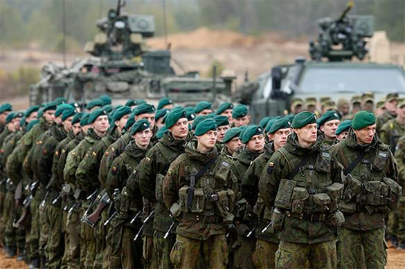 Lithuania claims about Russian saboteurs to boost NATO contingent. Lithuania