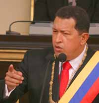 Venezuela's Chavez vows to deepen reforms ahead of new term