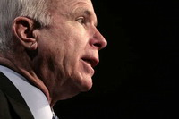 John Edwards and John McCain get separate endorsements from two national environmental groups