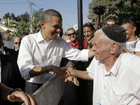 Obama to Resume Peace Talks between Israel and Palestinians