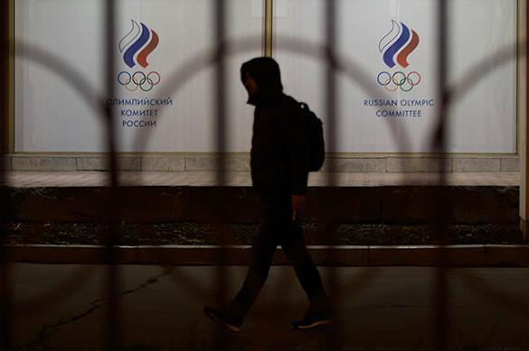 USA tries to strike a blow on Russia in sports after failed political attacks. US attacking Russia in sports