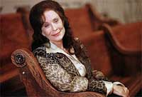 Loretta Lynn can add honorary doctorate to her many music awards