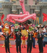 Disney premieres the Chinese-language movie