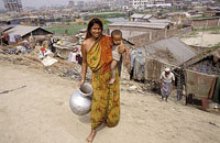 International community can do nothing about world's poorest countries
