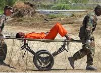 Tortured Won't Speak Out