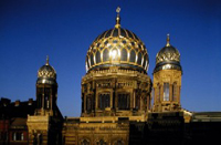 Germany's biggest synagogue restored