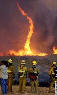 Southern California still enveloped in flames