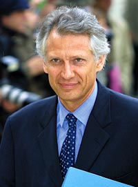 Charges filed against former French PM Villepin for his attempts to discredit Nicolas Sarkozy