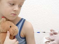 Double Dose of Vaccine For Small Children