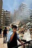 Donors pledge more than US0 million to rebuild Lebanon