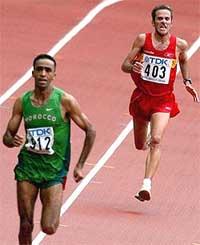 Gebrselassie, Tergat head field for London Marathon