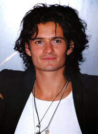 Orlando Bloom's Home Looted