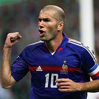 Zidane - World Cup's best player
