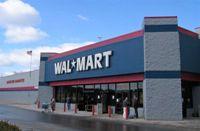 Wal-Mart toutes national ad campaign touting environmentally friendly products