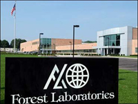 Forest Laboratories states desired results