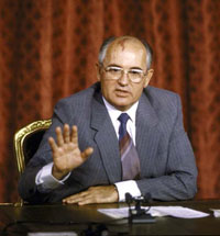 Mikhail Gorbachev says USA makes major strategic mistakes
